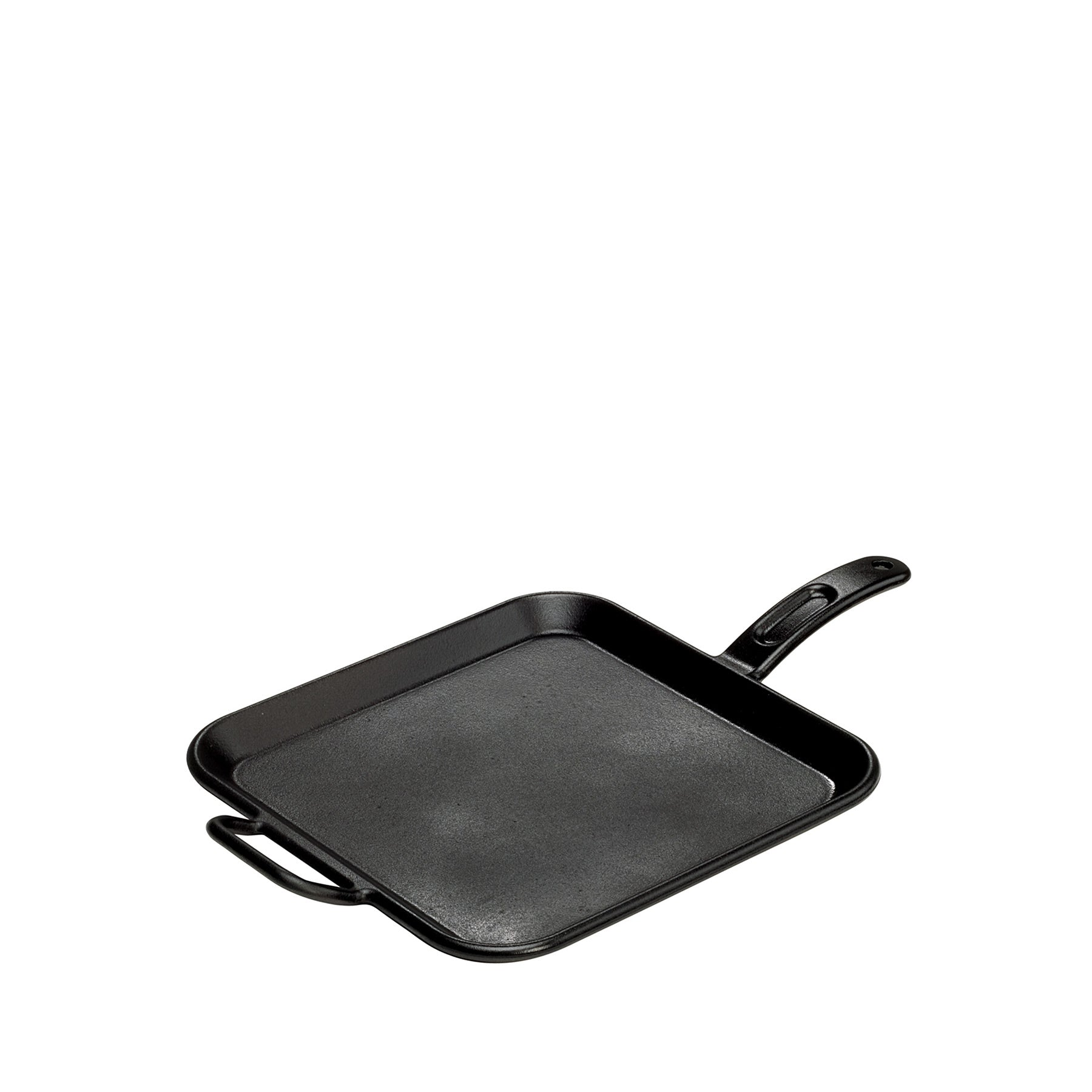 Cast Iron Square Griddle 12