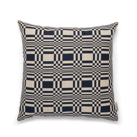 Doris Pillow in Dark Blue