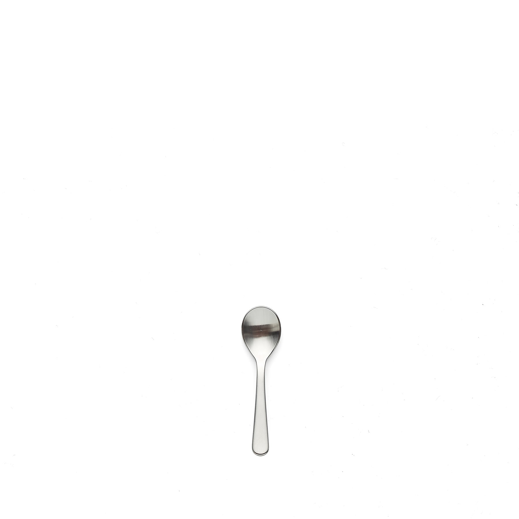 Stainless Steel Salt Spoon Zoom Image 1
