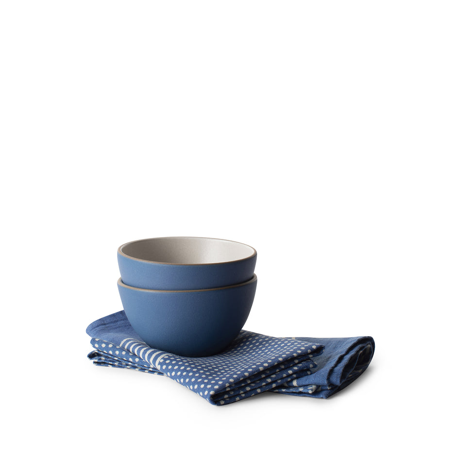 Stillwater Bowl and Napkin Set Image 1