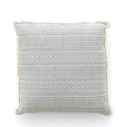 Stitched Pillow in Lamb's Ear