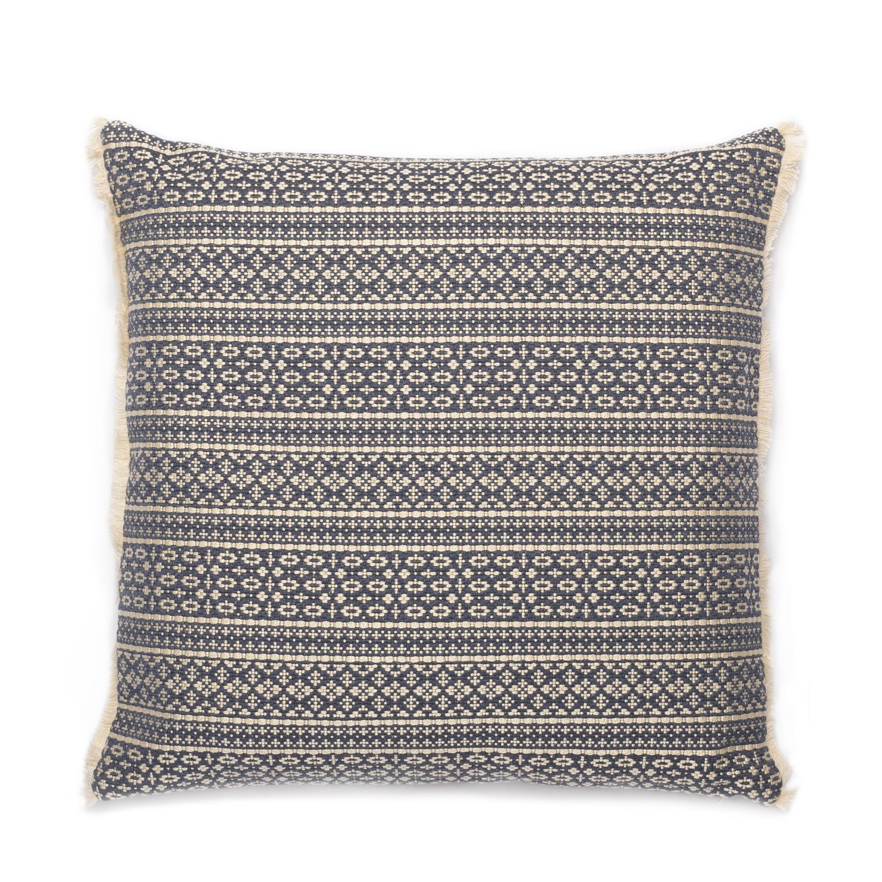 Stitched Pillow in Juniper Berry Zoom Image 1