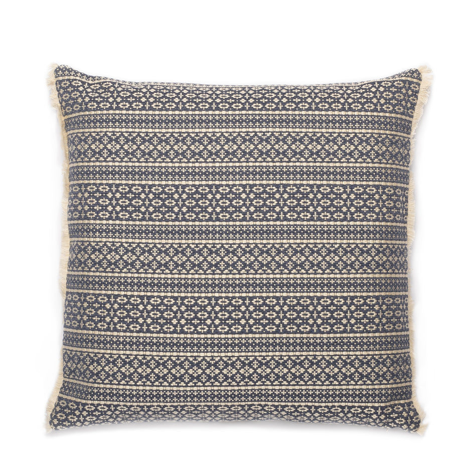 Stitched Pillow in Juniper Berry Image 1