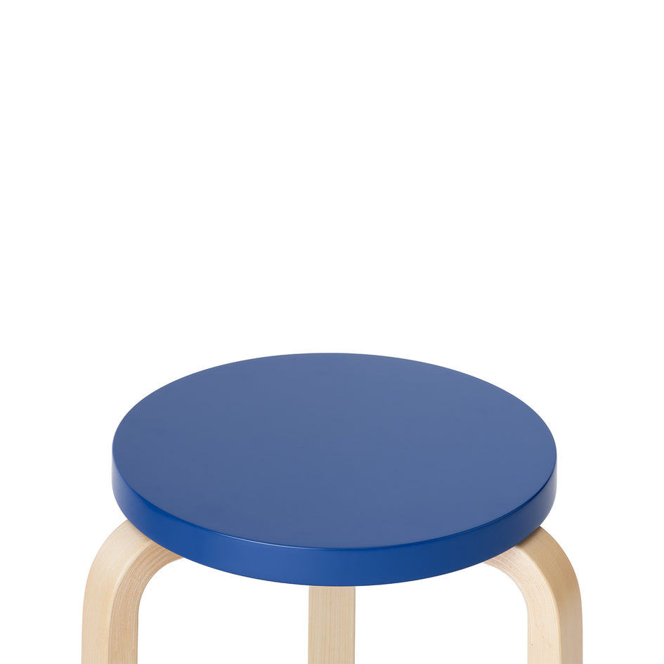 Stool 60 Low in Moonstone Image 3