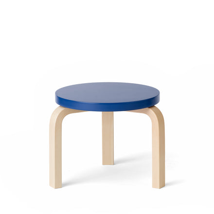 Stool 60 Low in Moonstone