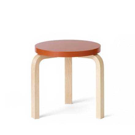 Stool 60 Medium in Pumpkin