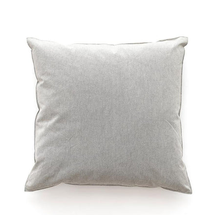 Sturdy Girl Pillow in Starch