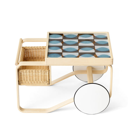 Tea Trolley 900 in Penumbra