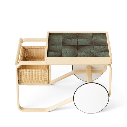 Tea Trolley 900 in Maze