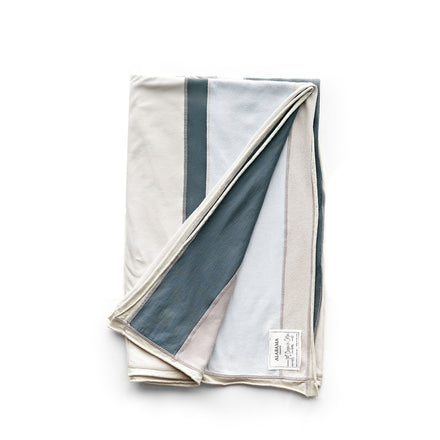 Organic Jersey Cotton Throw