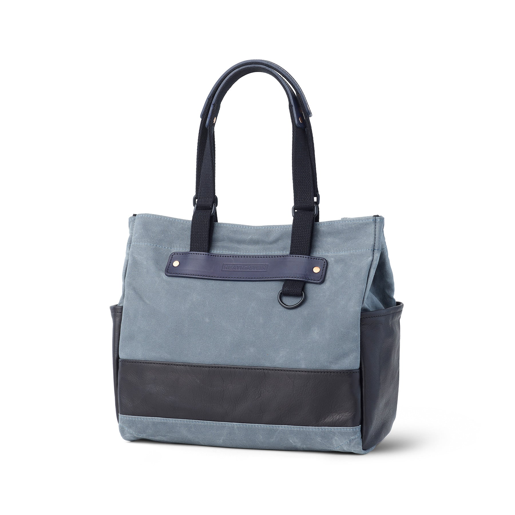 Heath + Stein Union Tote in Midnight Zoom Image 1