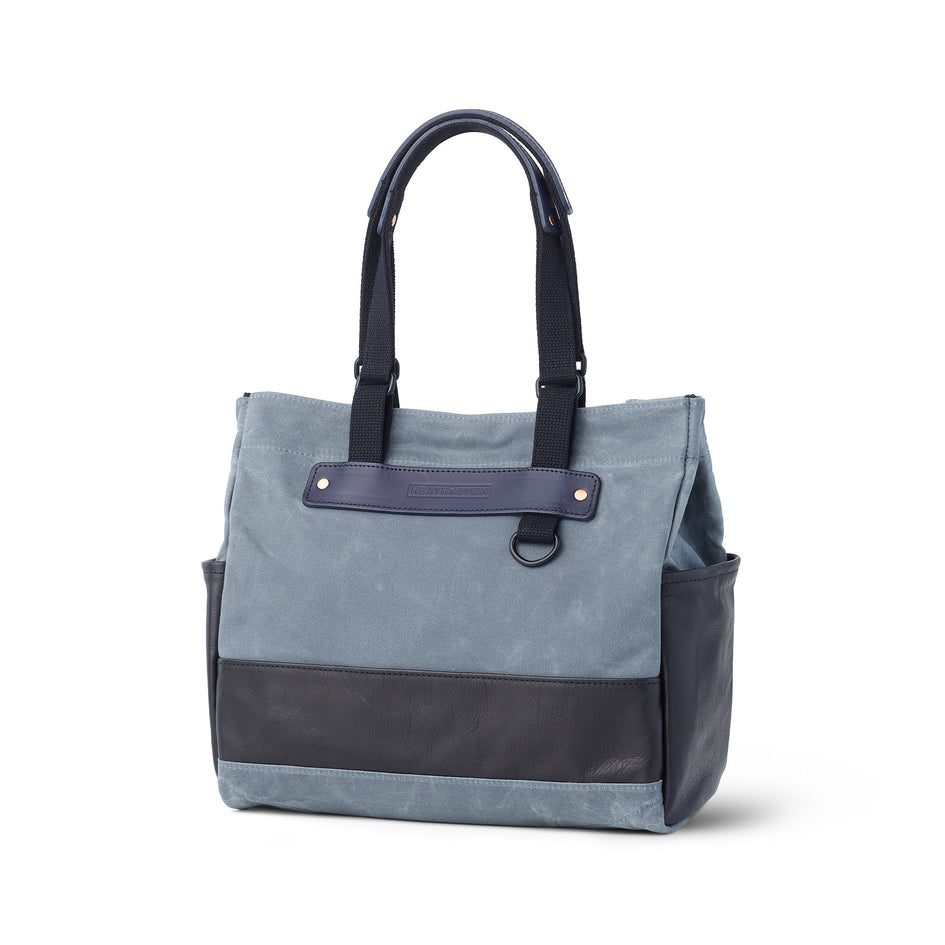 Heath + Stein Union Tote in Midnight Image 1