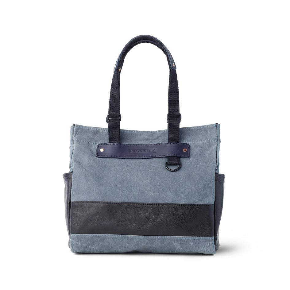 Heath + Stein Union Tote in Midnight Zoom Image 3