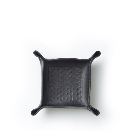Valet Tray in Black