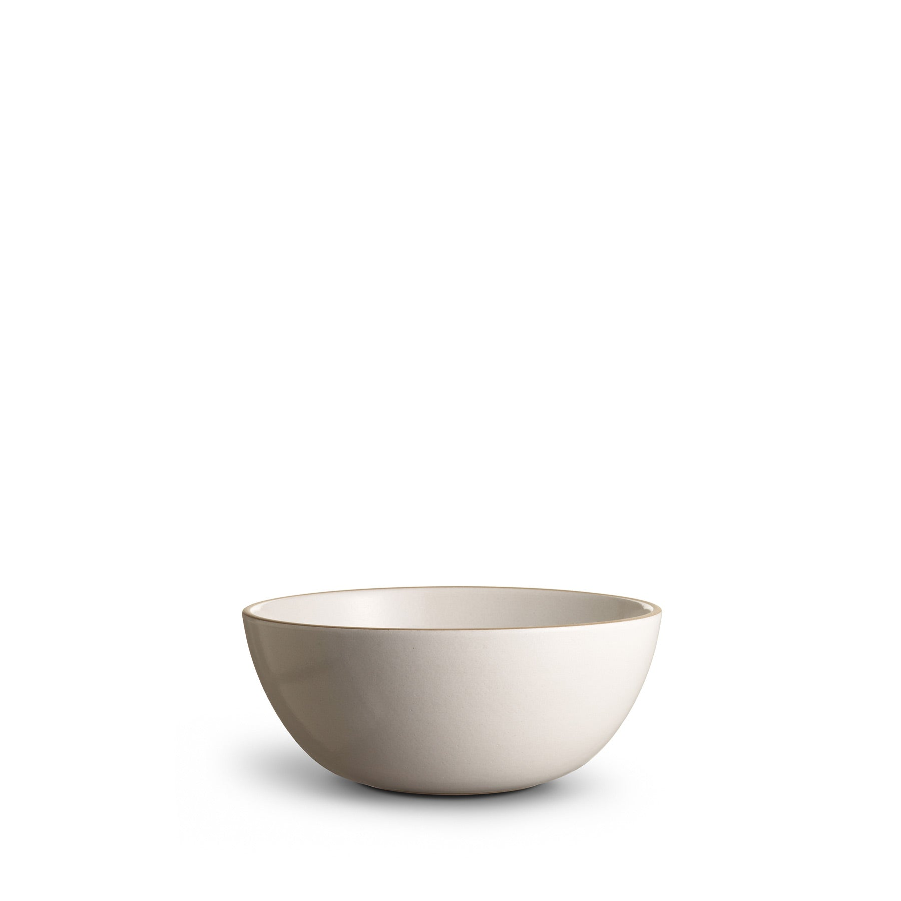 Vegetable Bowl - Opaque White
