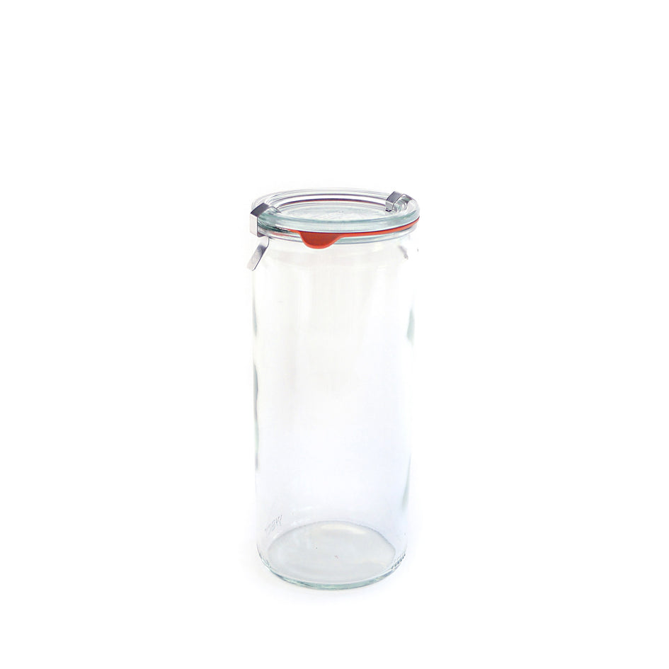 Wide Cylinder Jar (Set of 2) Image 1