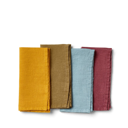 Linen Solid Dyed Napkin