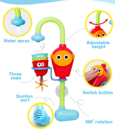 Babybub Bathing Playset