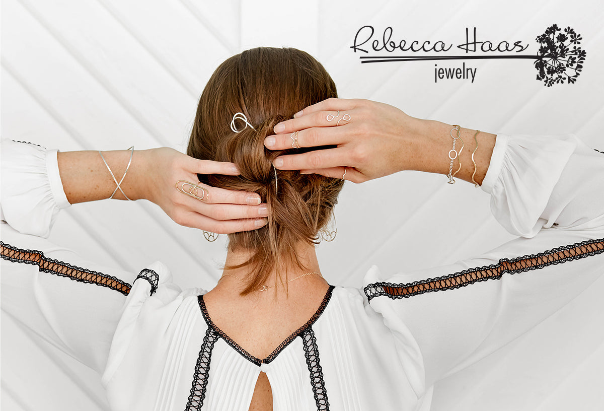How To Use A Knot Hair Stick To Create An Easy Up-Do