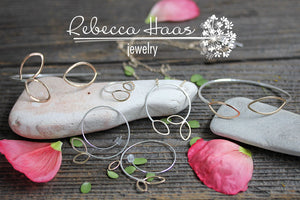 Rebecca Haas Jewelry at Rhinebeck Craft Festival