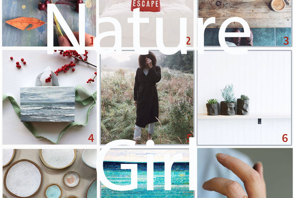 Artfully Indie Gifts For The Nature Girl