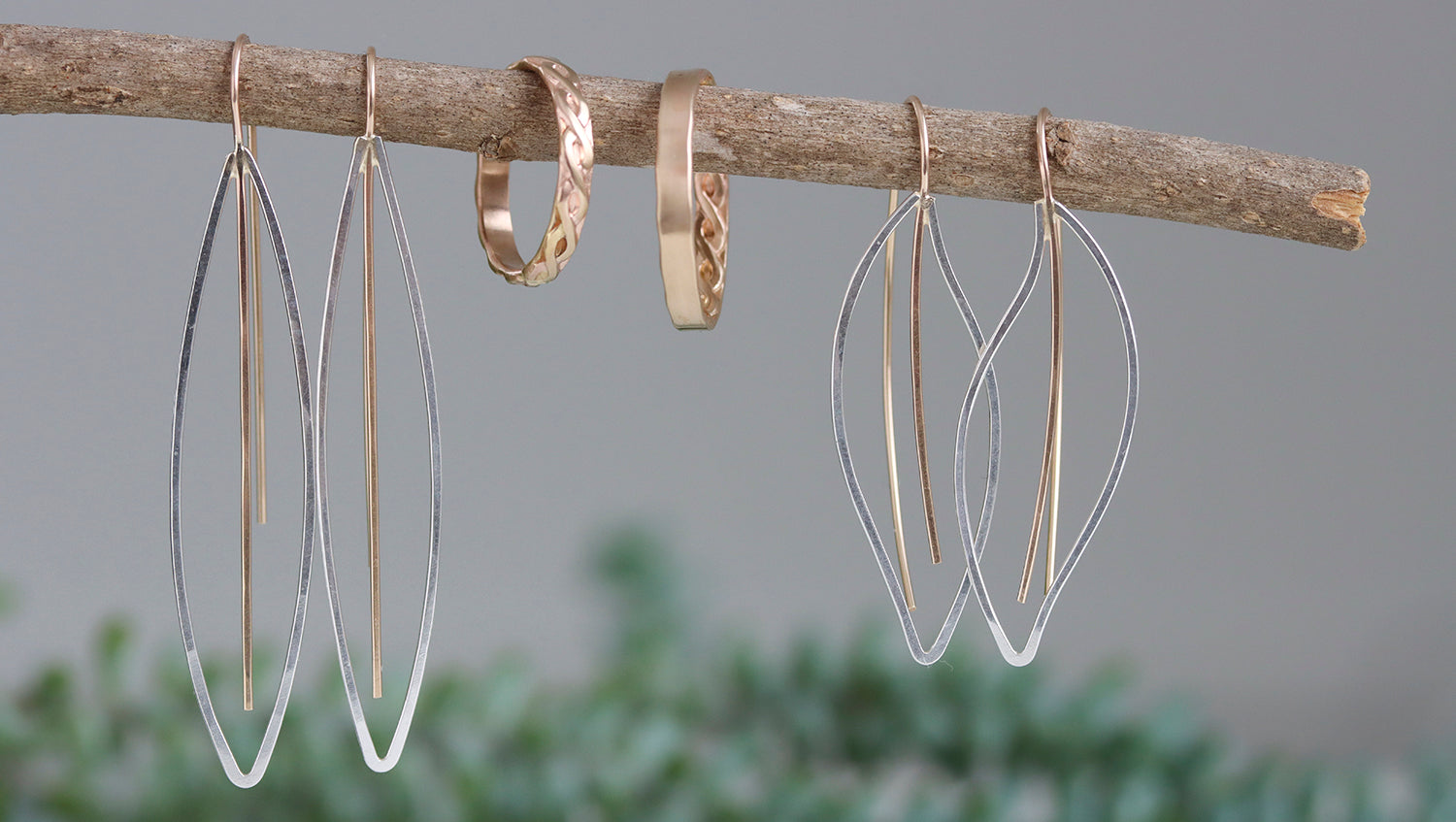 Signs of Spring | A Nature Inspired Jewelry Collection