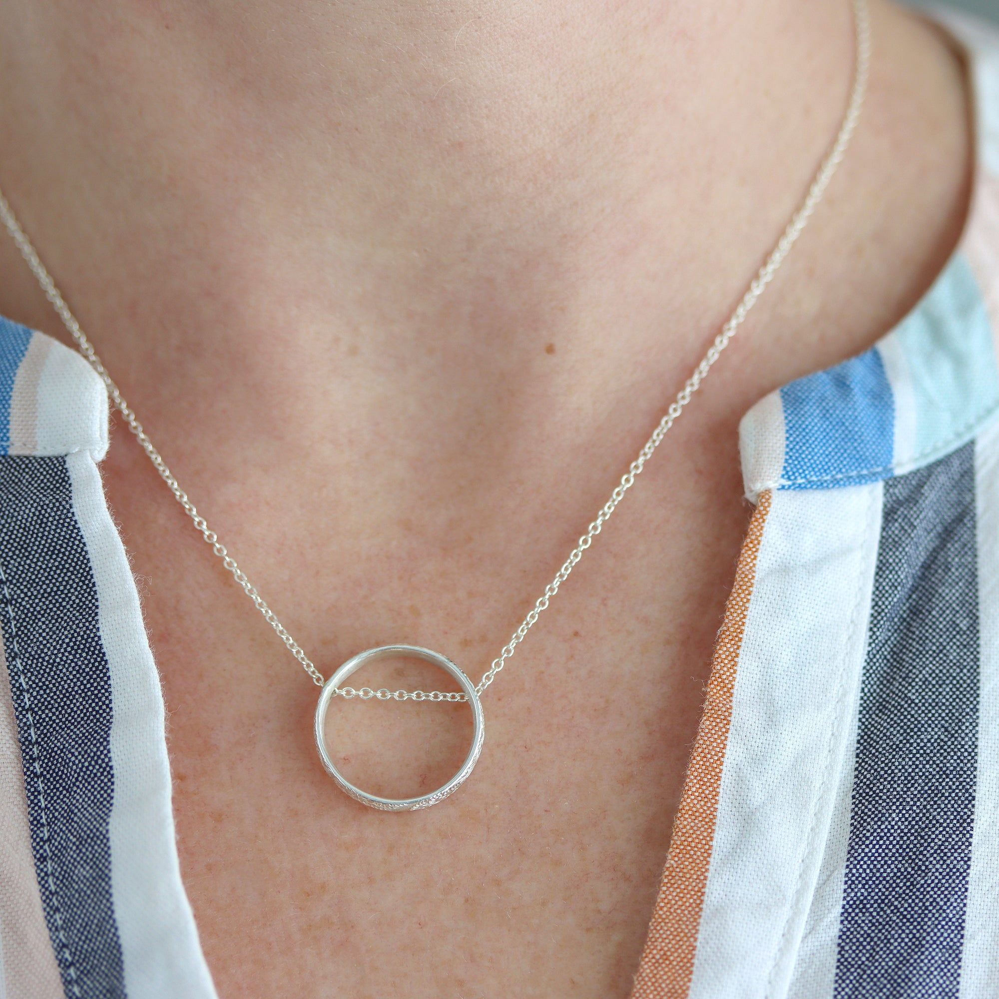 Rebecca Haas Jewelry Spring Collection - Promise Necklace