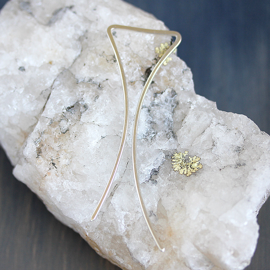 Rebecca Haas Jewelry - Simple Hair Fork