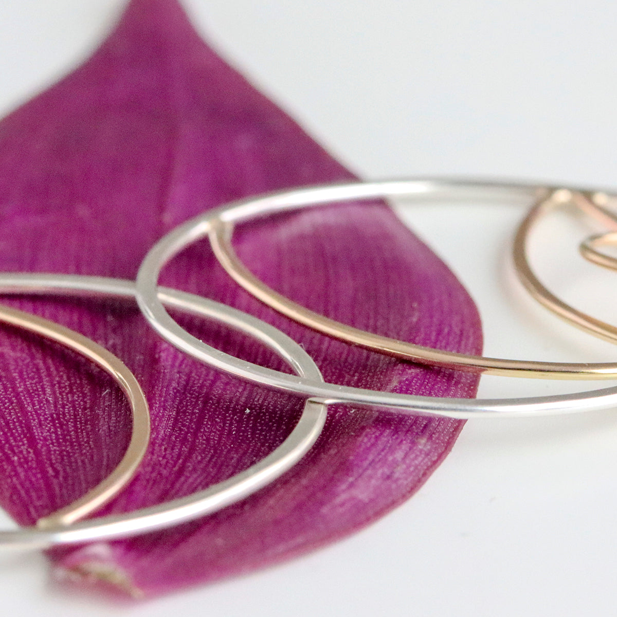 Rebecca Haas Jewelry Spring Collection - Snowmelt