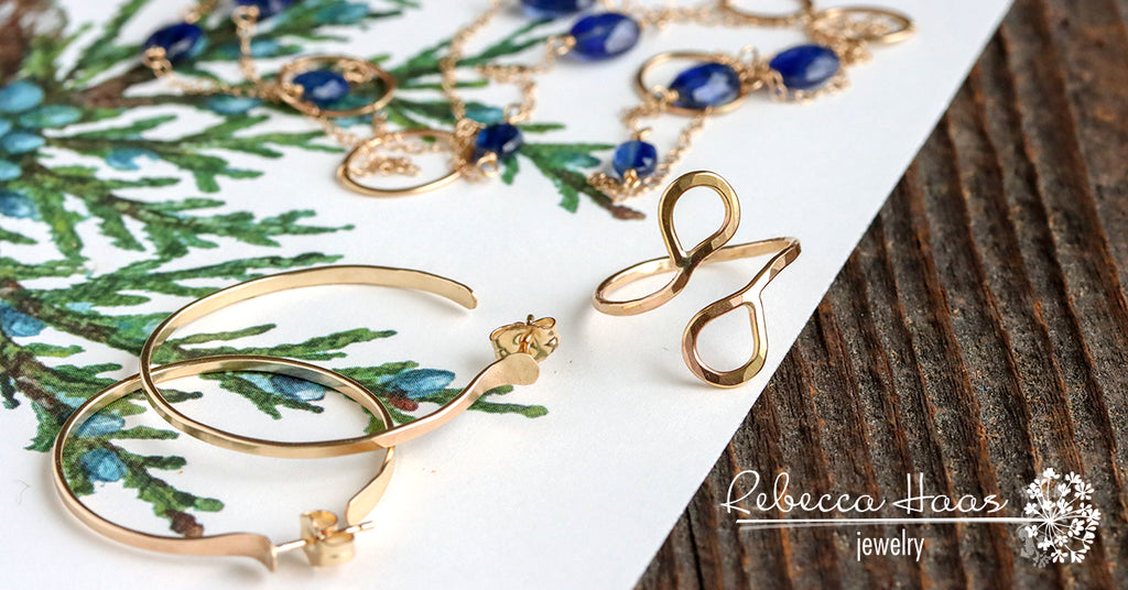 Rebecca Haas Jewelry at Wellesley Marketplace 2019