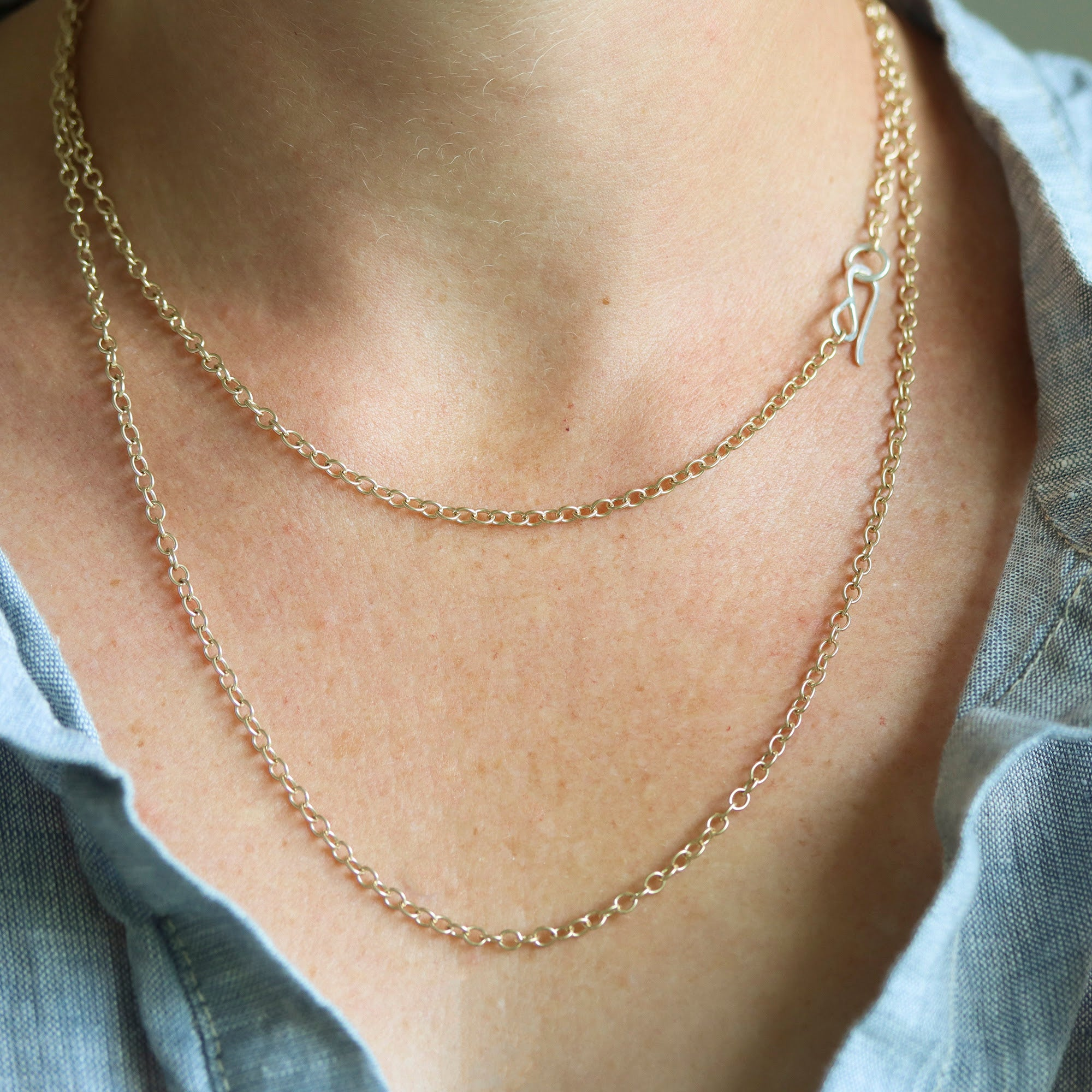 Rebecca Haas Jewelry - Private Shopping Event Necklace