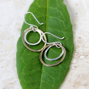 Mini Spruce Earrings