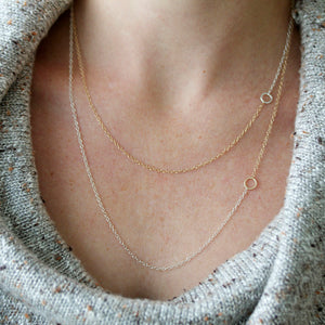 Barely There Wrap Necklace