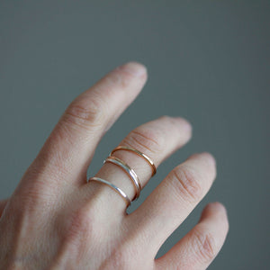Triga Adjustable Ring