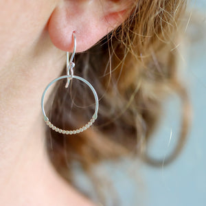 Demi Orbit Earrings