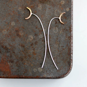Slide Threader Earrings