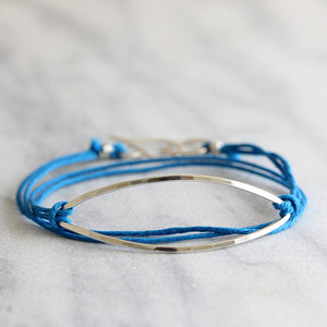 Ellipse Wrap Bracelet
