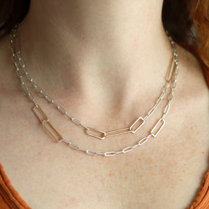 Geo Wrap Necklace