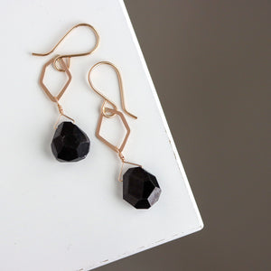 Nissa Drop Earrings