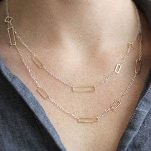 Tenor Wrap Necklace