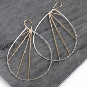 Filament Earrings