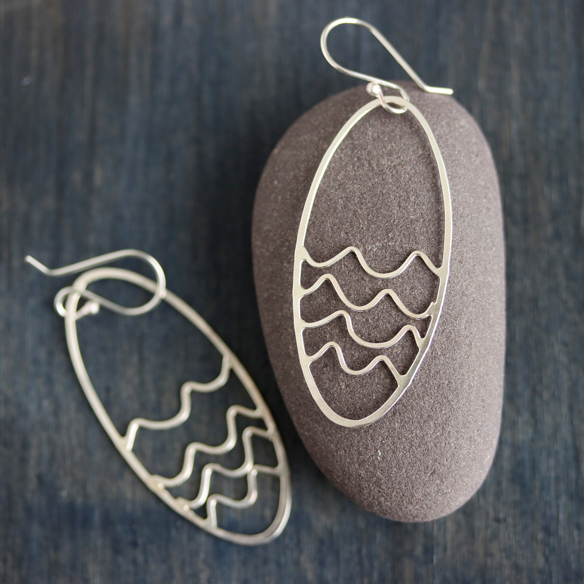 Swimming Hole Earrings