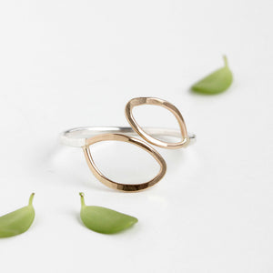 Vine Wrap Ring