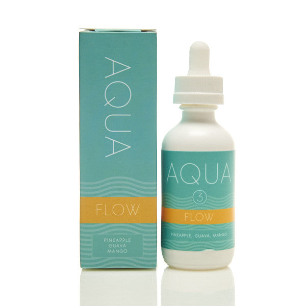Flow Pineapple Guava Mango 60ML | Aqua by Marina Vape
