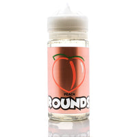 Peach Rounds 100ML | Rounds eLiquid
