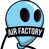 Blue Razz 100ML | Air Factory by Hold Fast Vapors