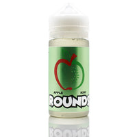 Apple Kiwi Rounds 100ML | Rounds eLiquid