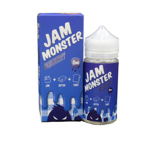 Blueberry 100ML | Jam Monster eLiquid