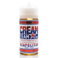 CREAM TEAM | NEAPOLITAN 100ML E LIQUID