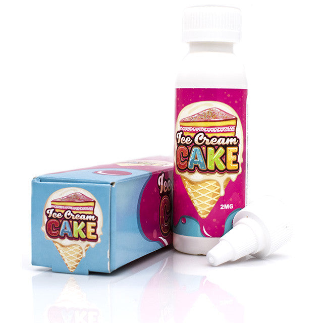 VAPER TREATS | Ice Cream Cake Eliquid 60ML